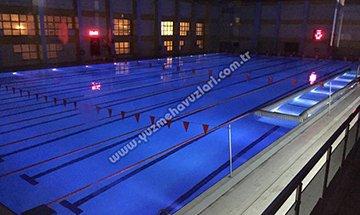 Erzincan Olimpik Yüzme Havuzu